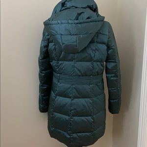 Mint Kenneth Cole down jacket.